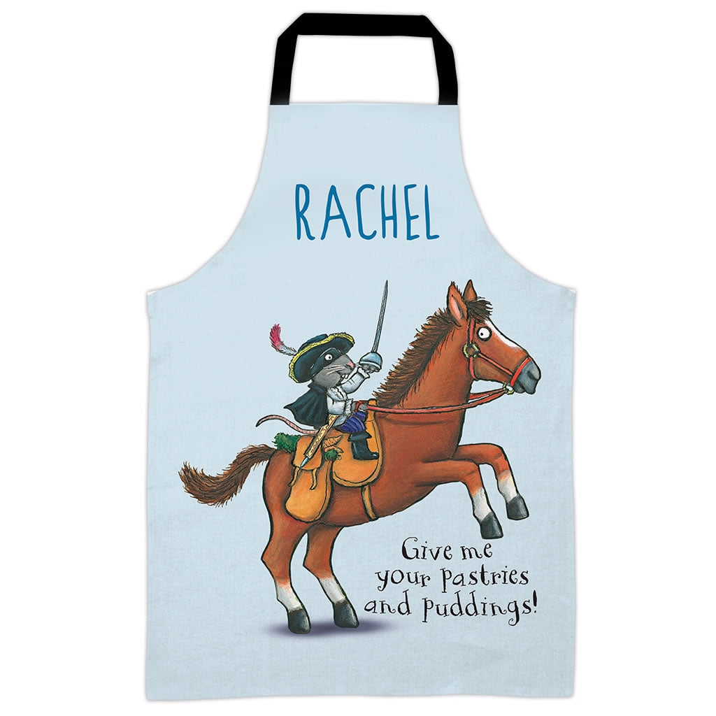 Blue Highway Rat Personalised Apron
