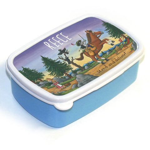Highway Rat Personalised Lunch Box
