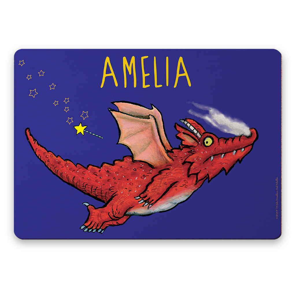 Room on the Broom Personalised Placemat