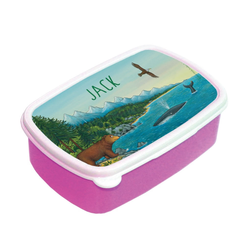 Mountains Personalised Lunch Box