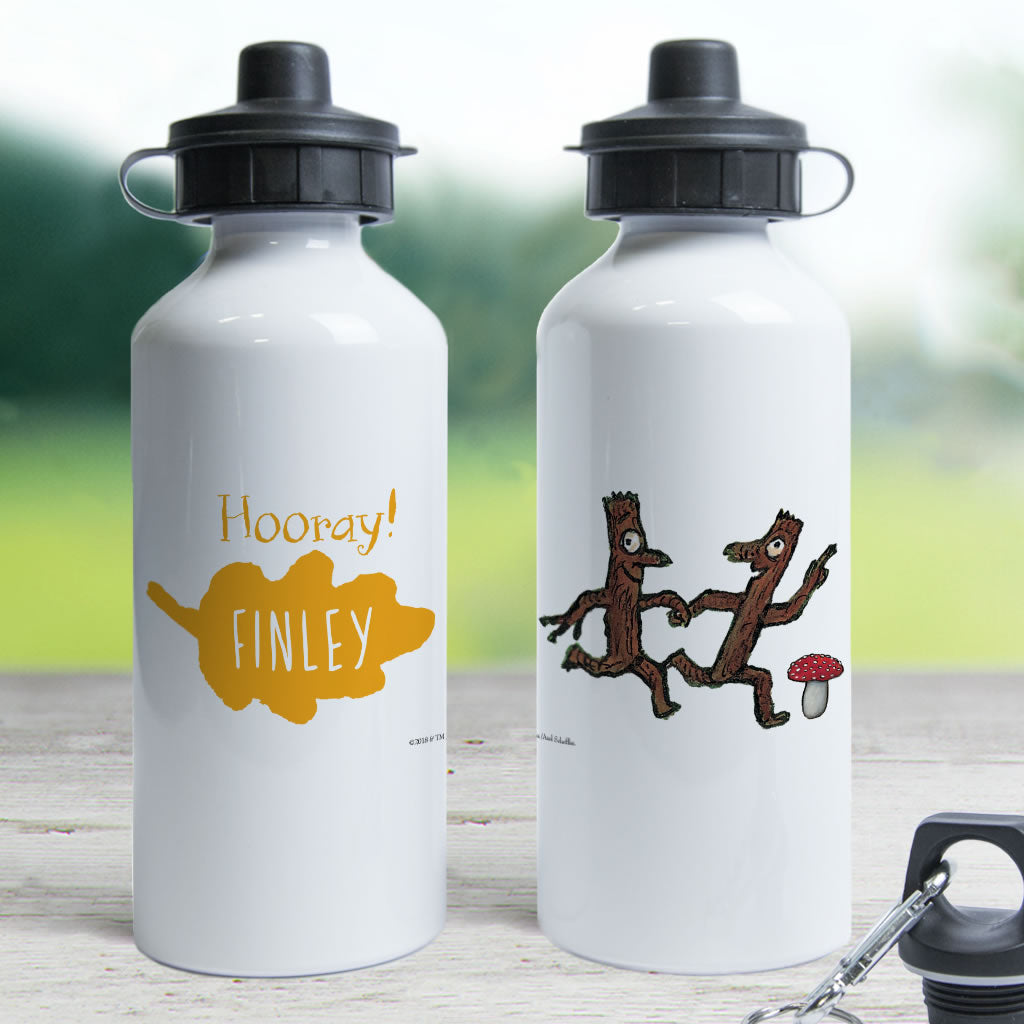 Stick Man Personalised Water Bottle (Lifestyle)