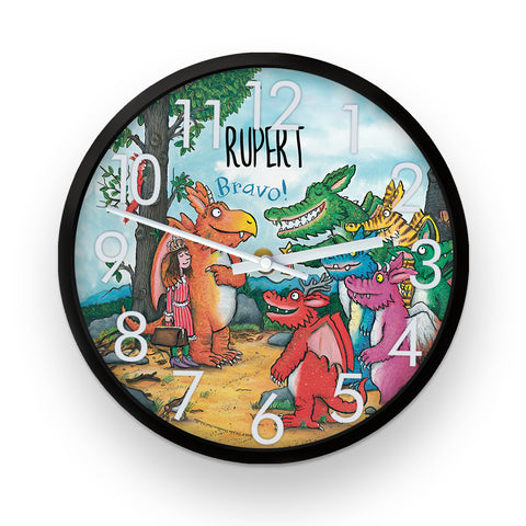 Zog - Personalised Clocks
