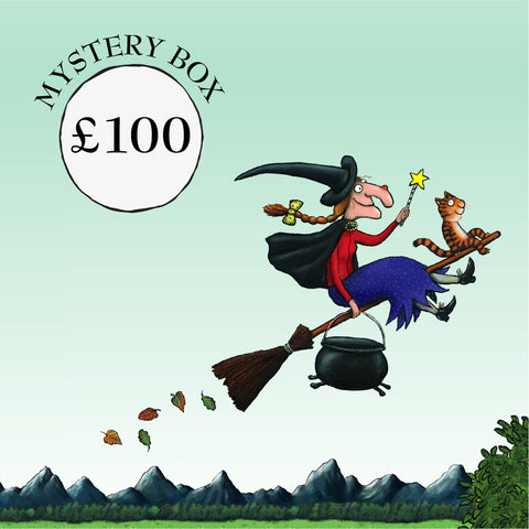 Room on the Broom Mystery Gift Box - £100