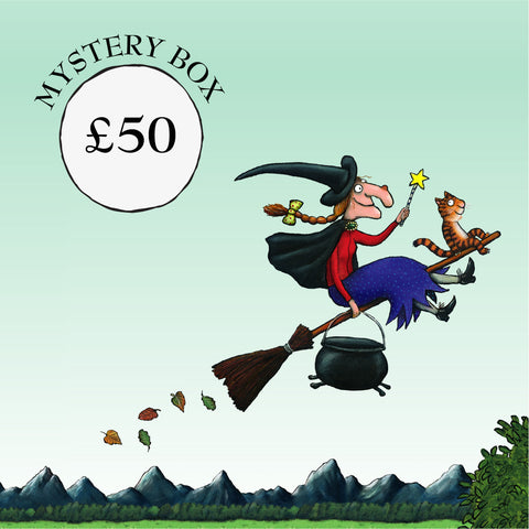 Room on the Broom Mystery Gift Box - £50