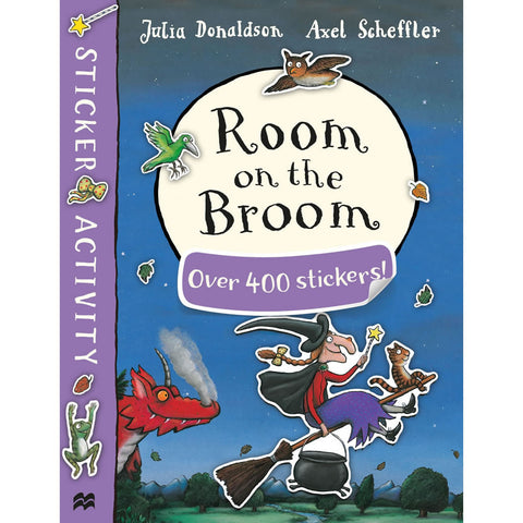 Room on the Broom Activity Book  Book