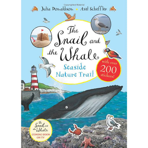 The Snail and The Whale Nature Trail Book
