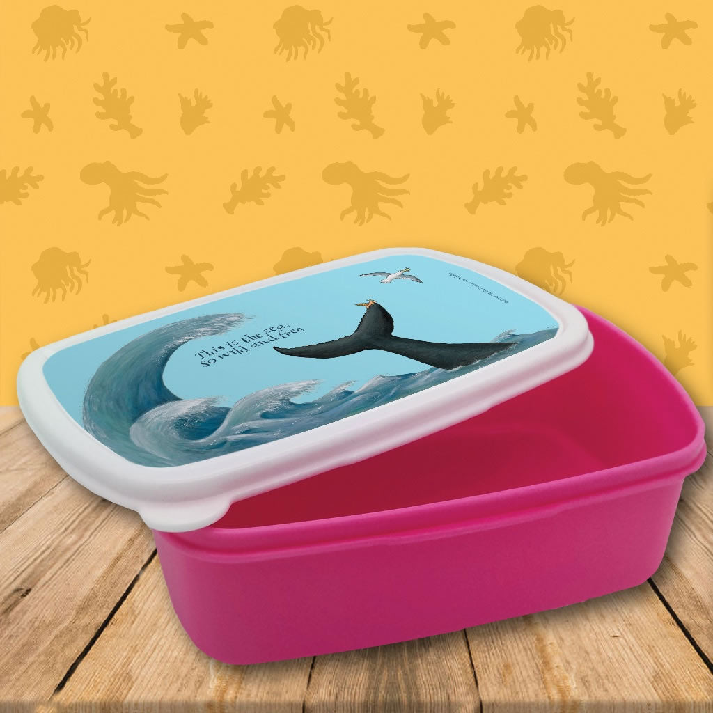 This is the sea Lunch Box