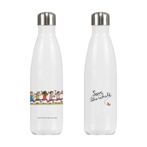 The Snail and the Whale - Premium Water Bottles