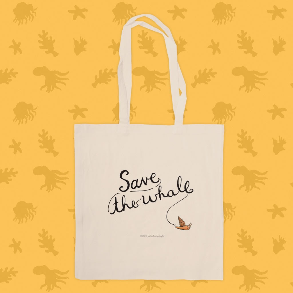 Save the whale! Tote Bag 2