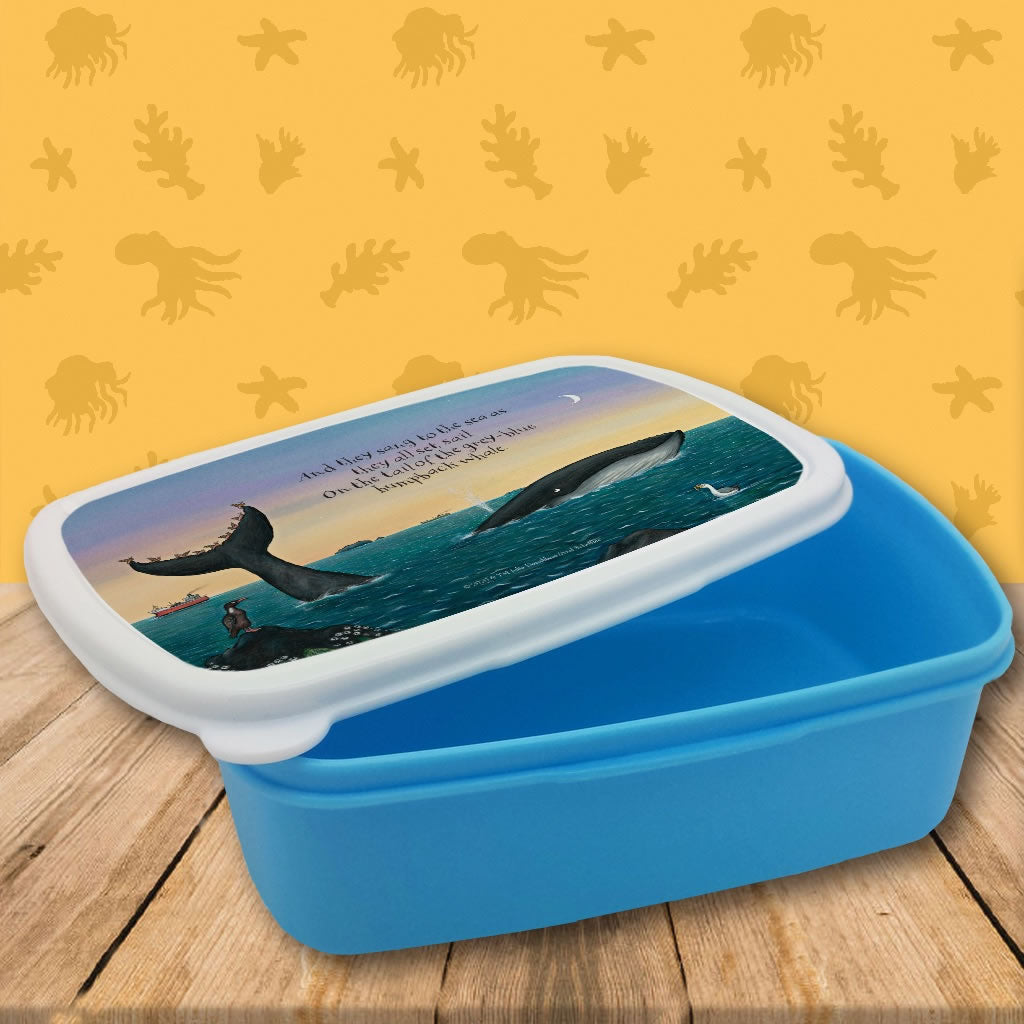 They all set sail Lunch Box