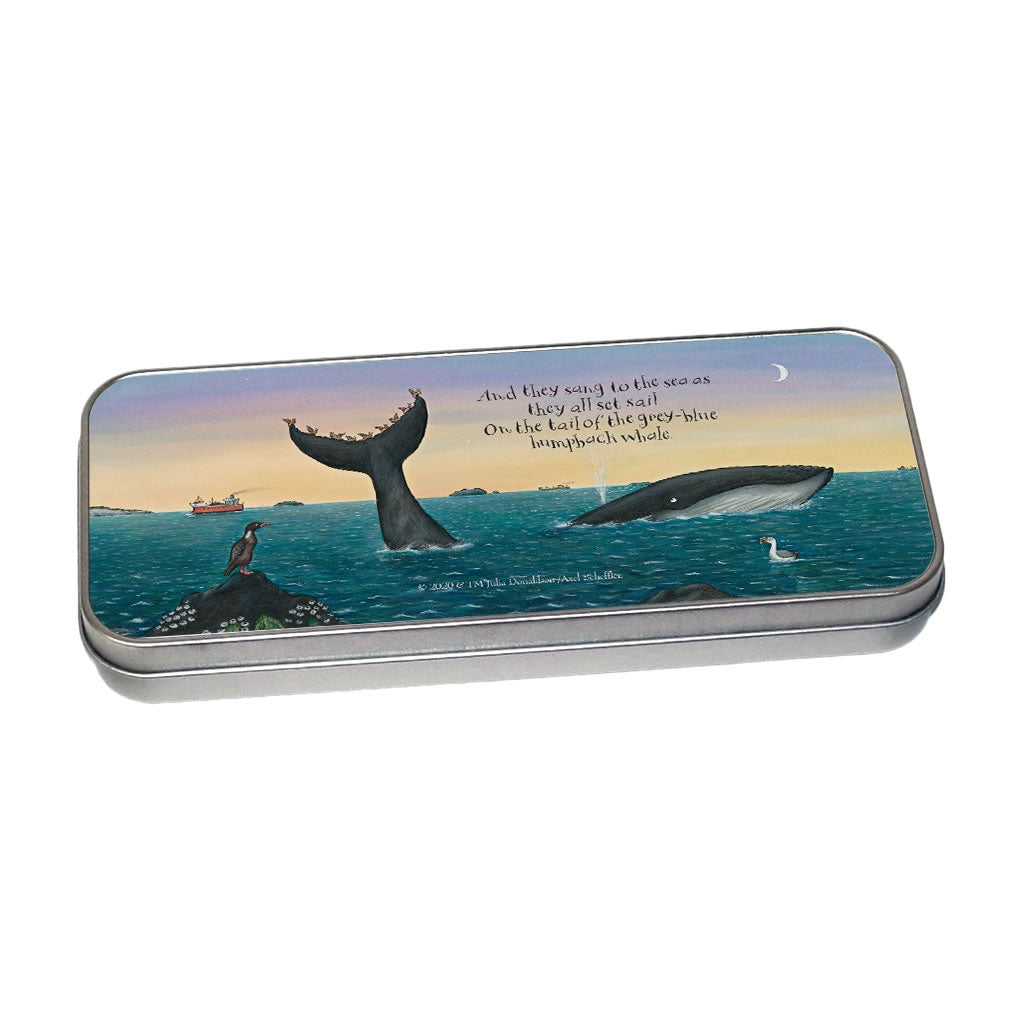 They all set sail Pencil Tin