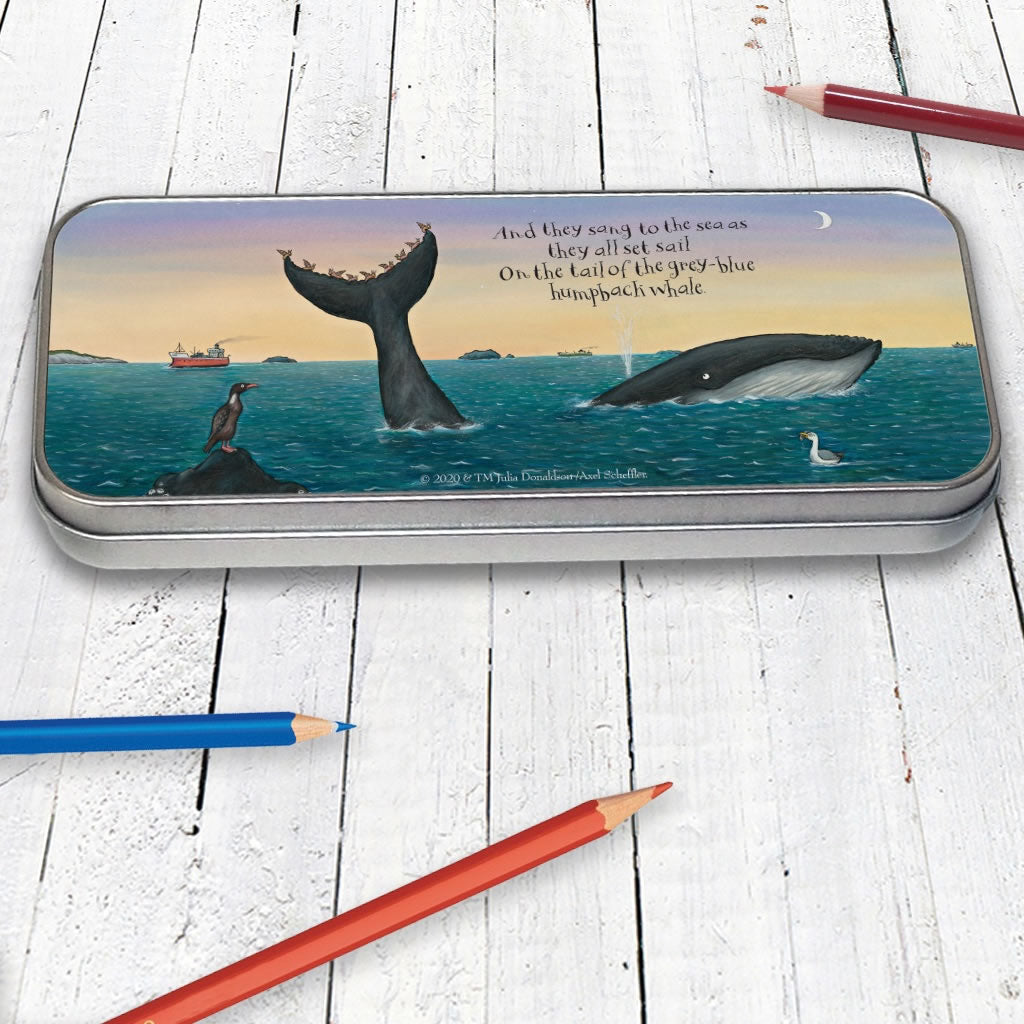They all set sail Pencil Tin 2