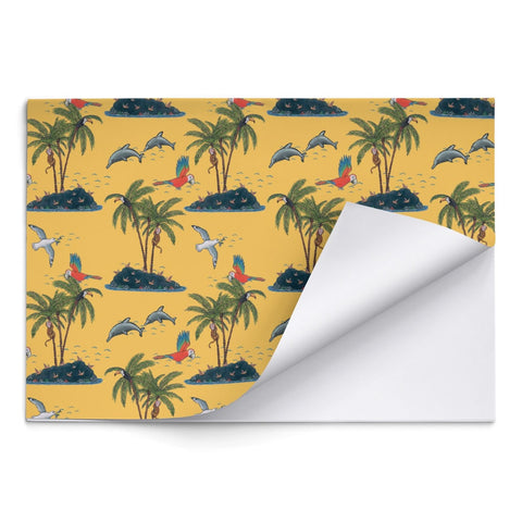 Palm trees Gift Wrap