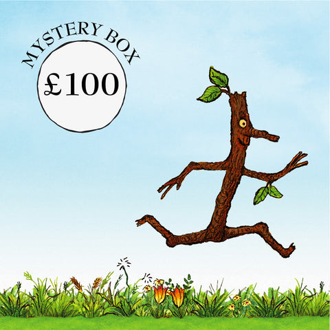Stick Man Mystery Gift Box - £100