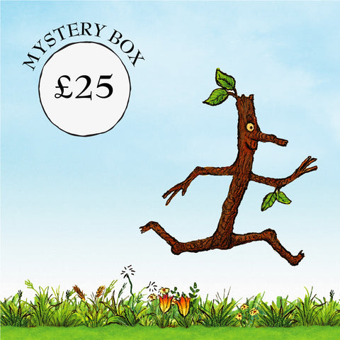 Stick Man Mystery Gift Box - £25