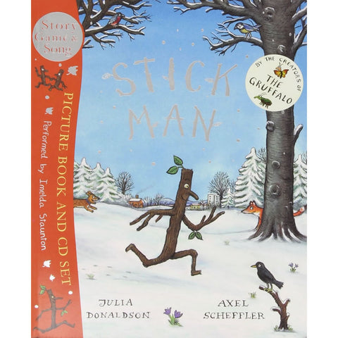 Stick Man Book and CD Box Set