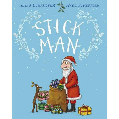Stick Man Festive Gift Edition Book Book