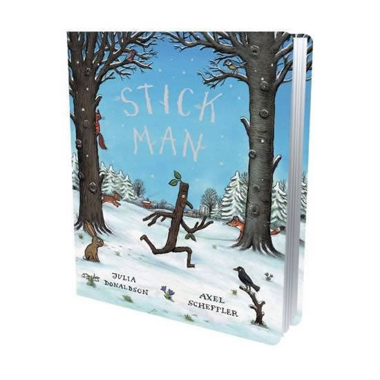Stick Man New Gift Board Book Book
