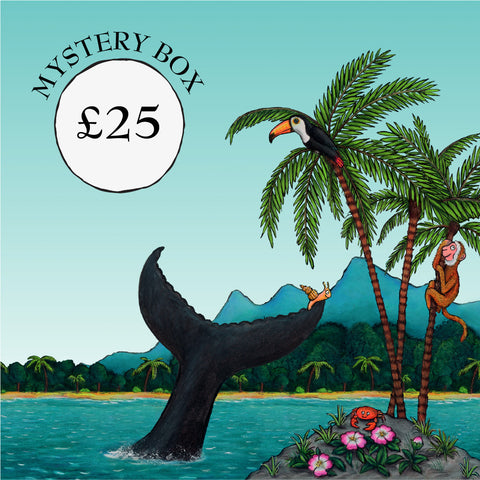 The Snail and the Whale Mystery Gift Box - £25
