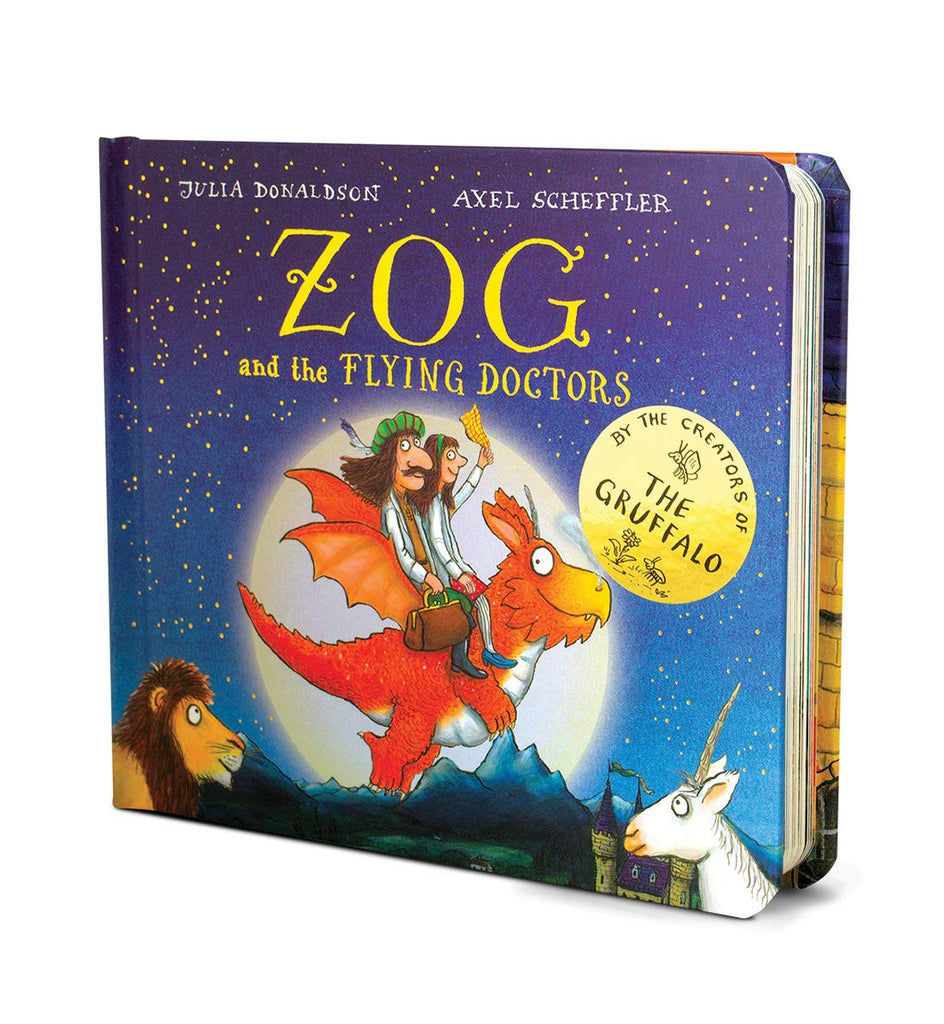 Zog and the Flying Doctors (Board Book)