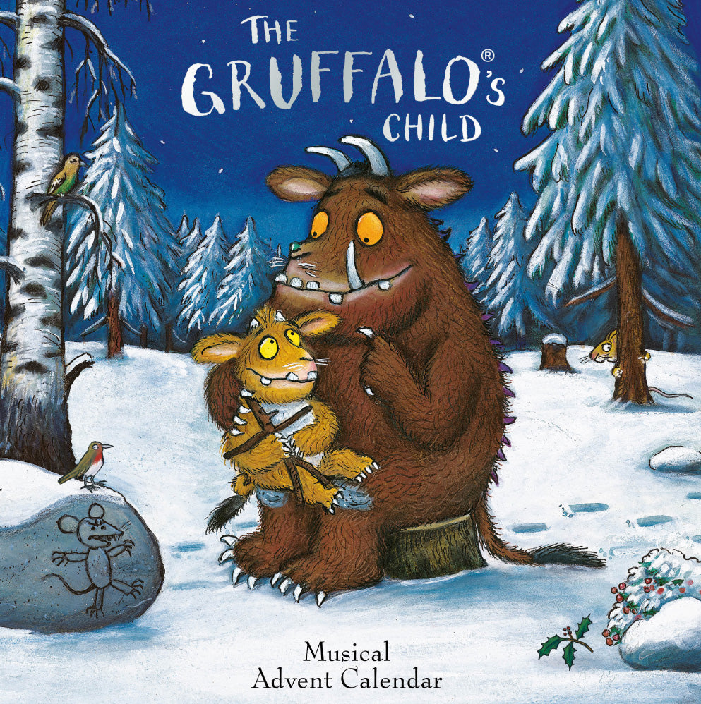 The Gruffalo's Child Musical Christmas Advent Calendar