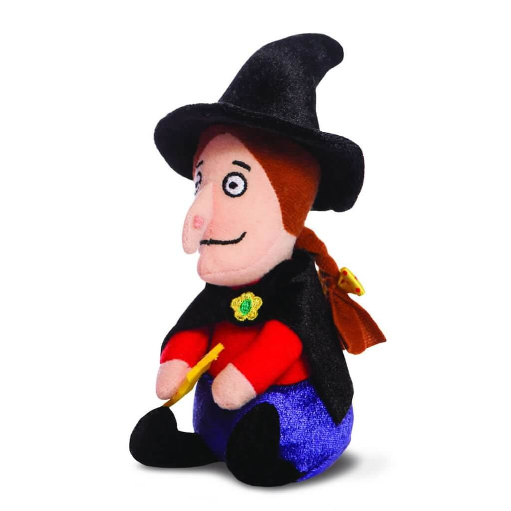 room on the broom witch plush