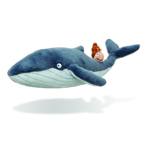 snail and the whale plush