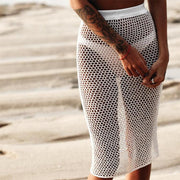 Catch Me Cover Up Skirt