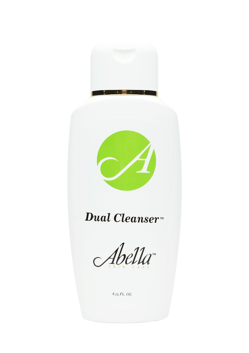 Facial cleanser for after a long day in the sun / sunburns