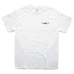 Froggy II C3 Tee (white navy)
