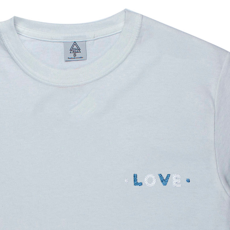 NHS Love C3 Tee (blue or white)