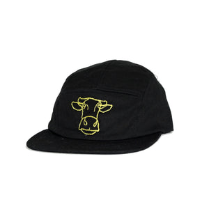 Ba Be Bull 5 Panel Cap (Yellow)