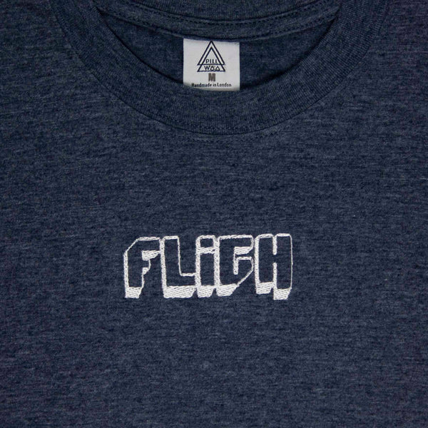 Fligh B4 Tee (White)