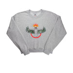 Free Woman A1 Sweatshirt (Ash, Leaves)