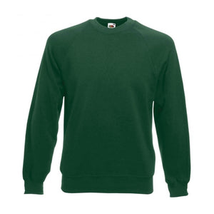 Raglan Sweatshirt (plain, more colours)