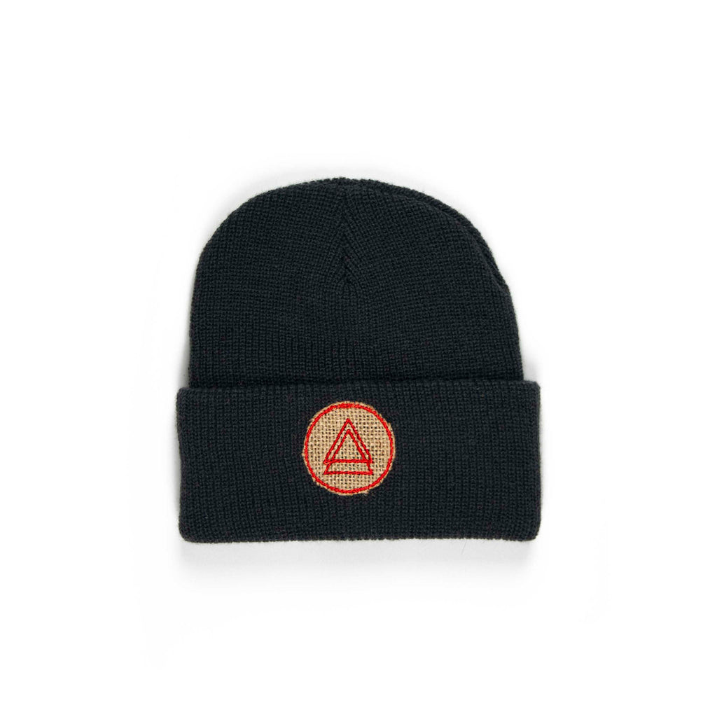 PILLWAA Beanie (Dark Grey + Jute)