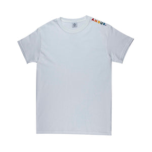 Pride Amour E3 Tee (white or ash)
