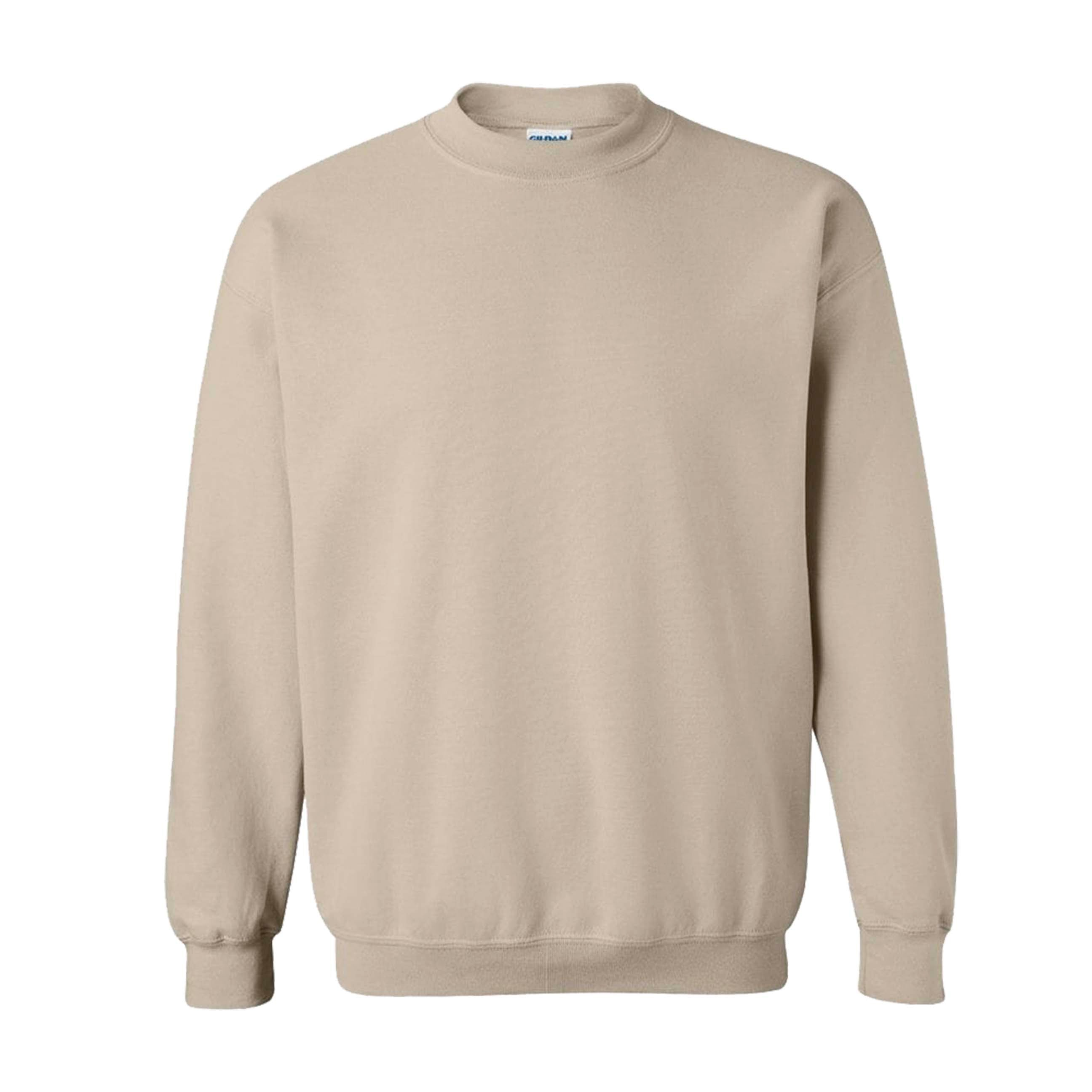 Crew Neck Sweatshirt (plain, more colours)
