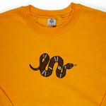 Snake A2 Sweatshirt (Yellow + Mesh)