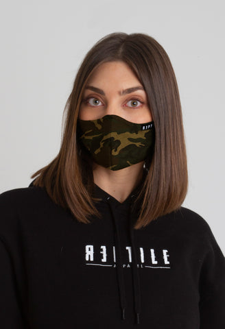 Reptile Jersey Mask