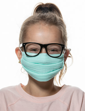 Best Masks that Won't Fog Yours or Your Kids' Glasses