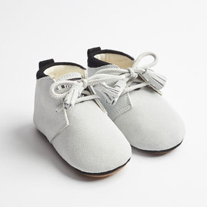 Saint- Gray First Walker Unisex Shoes