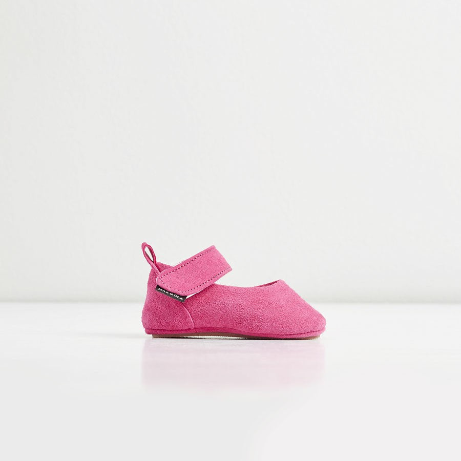 CANDY -Pink First Walker Mary Jane Shoes