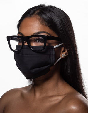 Best Face Mask For Glasses Wearers