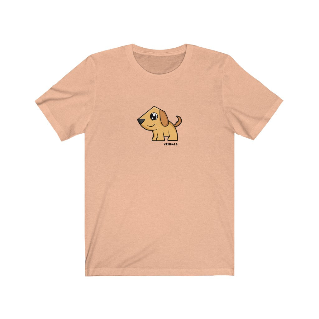 Golden Retriever Dog VenPals - Unisex Tee