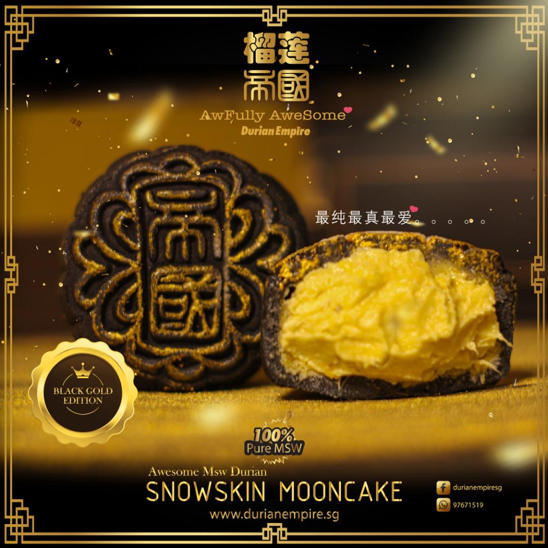 Durian Mooncake Delivery