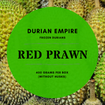 Red Prawn Frozen Durians Delivery