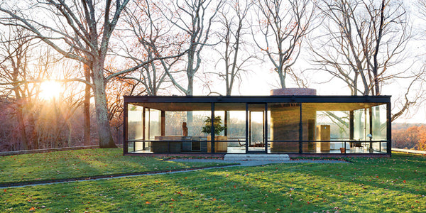 An Inside Look at The Glass House