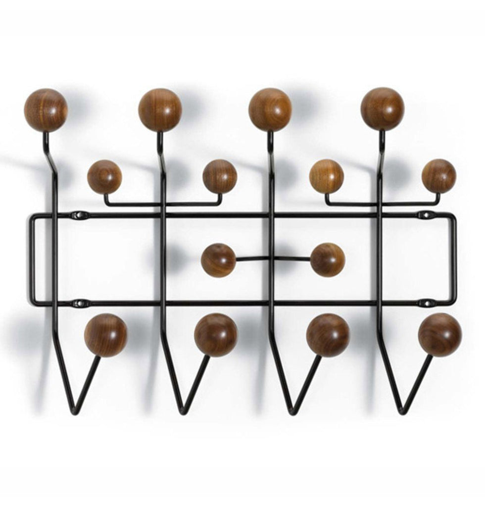 Hang-It-All Coat Hanger - Walnut - Reproduction