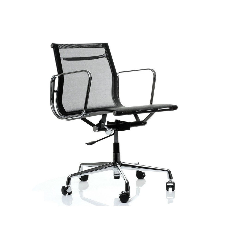 EA117 Aluminium Group Management Office Chair - Mesh - Reproduction